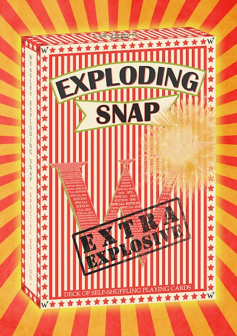 Image result for exploding snap