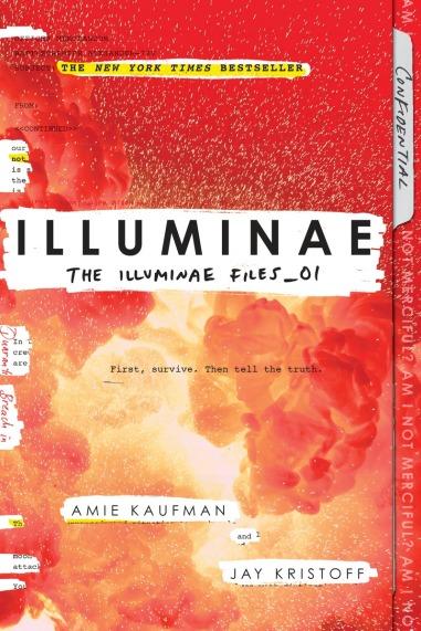 Illuminae paperback