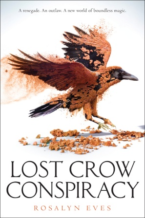 Lost Crow Cover